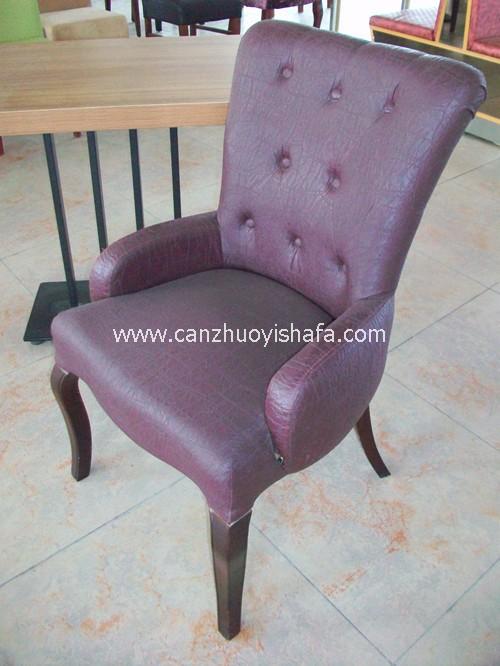 软包餐椅-Y1103