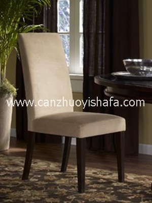软包餐椅-Y1118