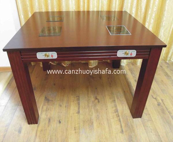 火锅城餐桌椅-T0707