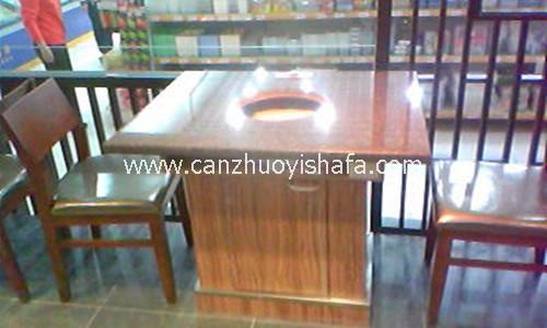 火锅城餐桌椅-T0708