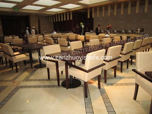 酒店桌椅1
