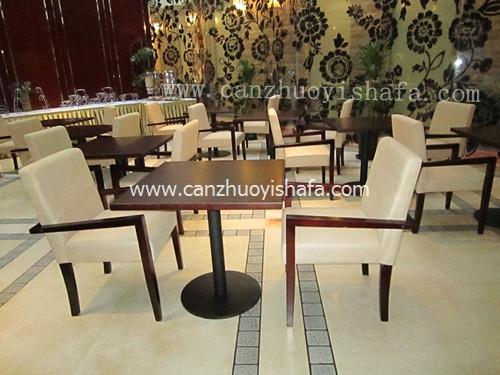 酒店桌椅2