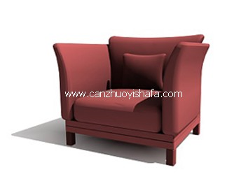 单人沙发-S17013