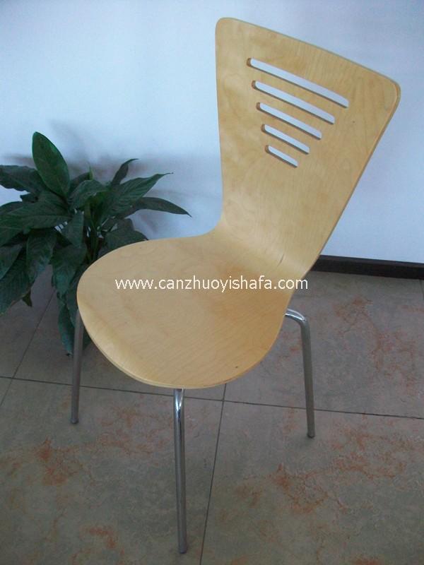 曲木椅-Y1205