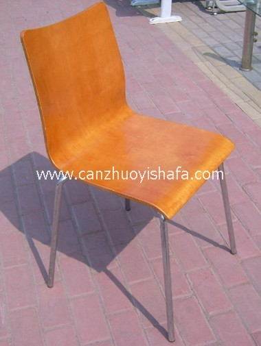 曲木餐椅-Y1210