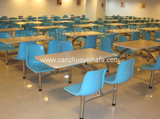 食堂餐桌椅-T0507