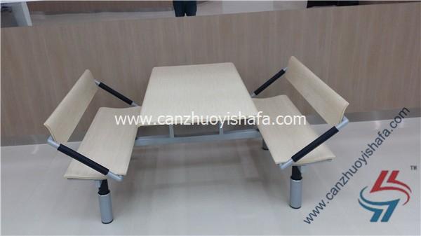 食堂餐桌椅-T0510