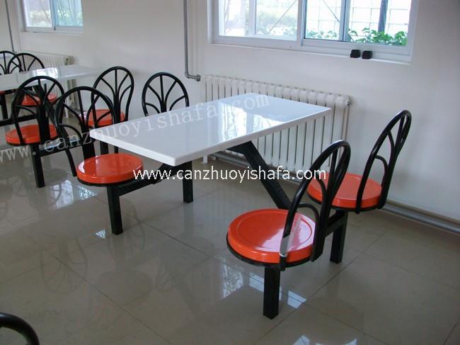 食堂餐桌椅-T0521