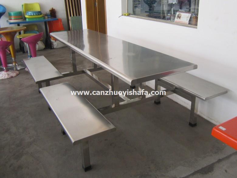 食堂餐桌椅-T0559