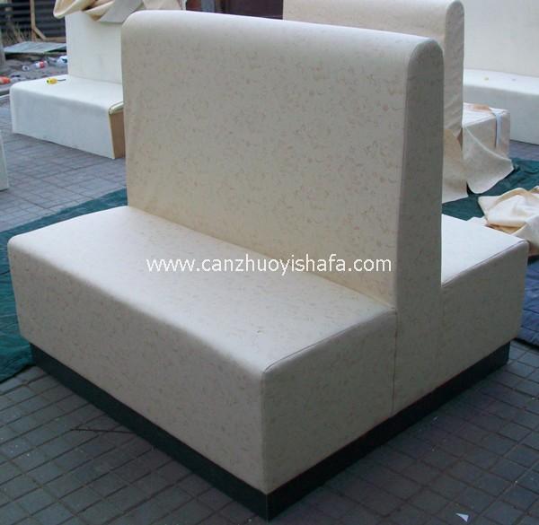 卡座沙发-K09015