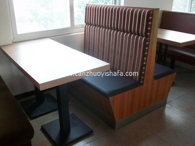 卡座沙发-K09020