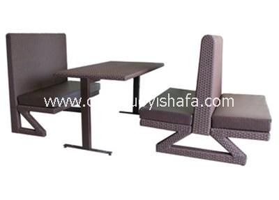 卡座沙发-K09043