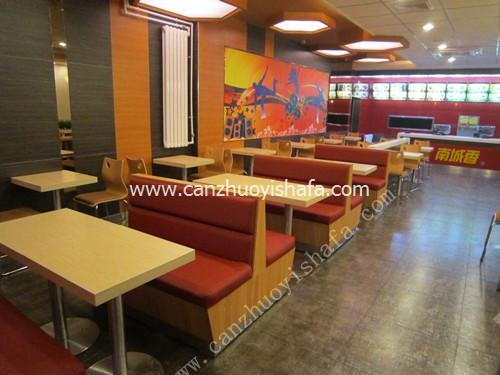 饭店桌椅1