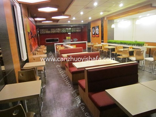 饭店桌椅2