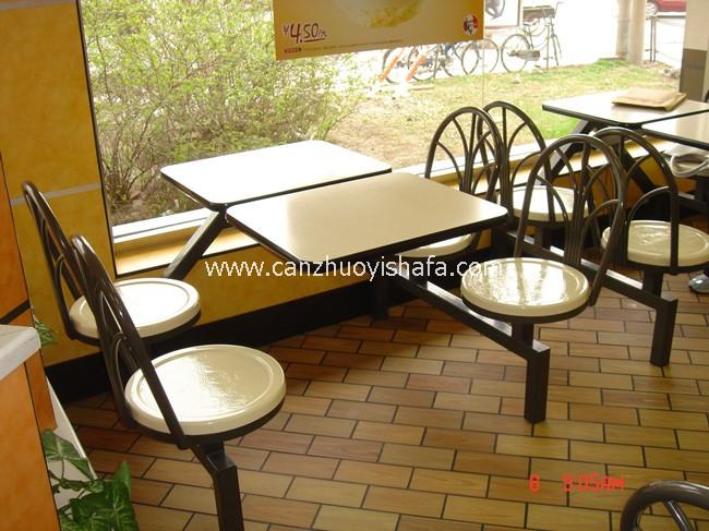 肯德基餐厅家具-T1518