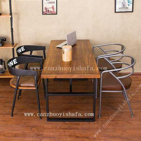 主题餐厅桌椅-T09239